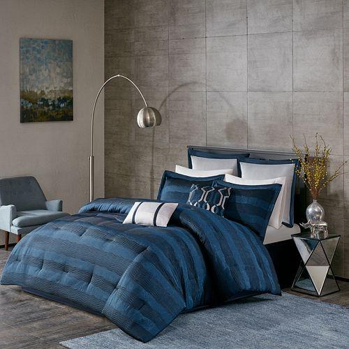 Madison Park 8-piece Colton Comforter Set