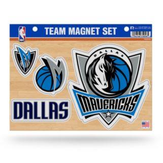 Dallas Mavericks Team Magnet Set