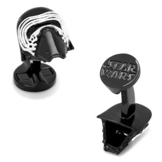 Star Wars: Episode VII The Force Awakens 3D Kylo Ren Cuff Links