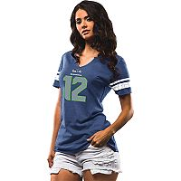 Women's Majestic Seattle Seahawks My Guy Tee