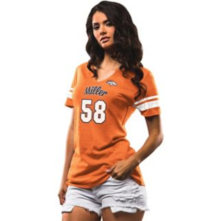 Women's Majestic Denver Broncos Von Miller My Guy Tee