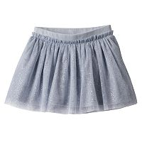 Toddler Girl Jumping Beans® Glitter Tutu Skort