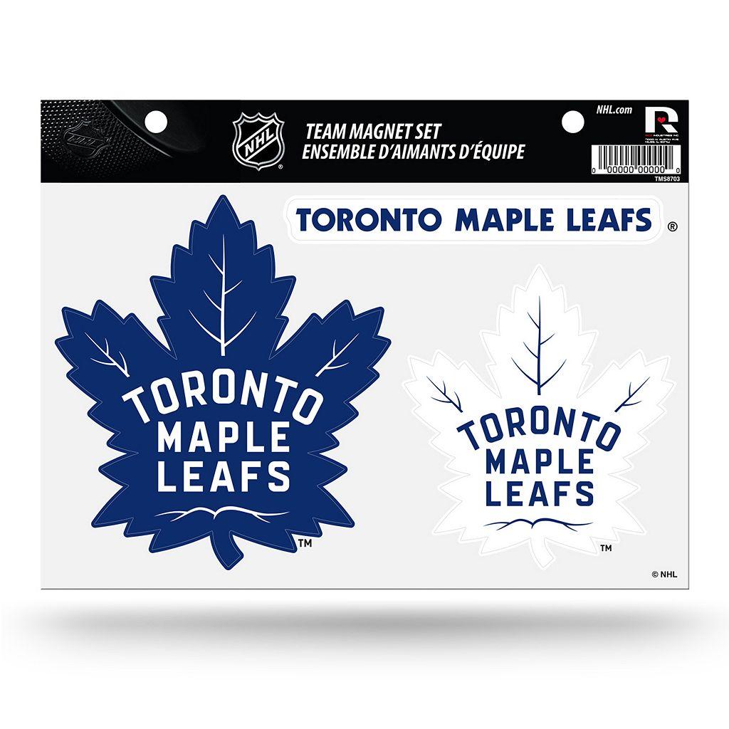 Toronto Maple Leafs Team Magnet Set