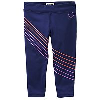 Girls 4-12 OshKosh B'gosh® Cropped Active Leggings