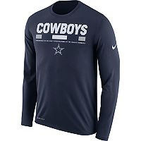 Men's Nike Dallas Cowboys Legend Staff Tee