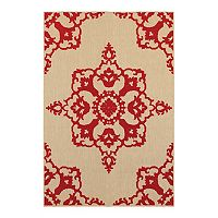StyleHaven Corisco Floral Medallion Rug