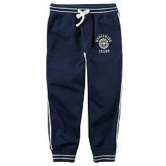 Toddler Boy Carter's Woven Athletic Pants