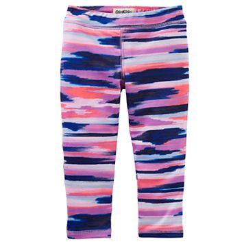 Girls 4-12 OshKosh B'gosh® Cropped Leggings