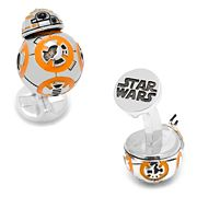 Star Wars: Episode VII The Force Awakens 3D BB-8 Cuff Links