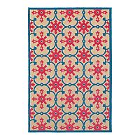 StyleHaven Corisco Floral Lattice Rug