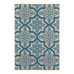 StyleHaven Corisco Ornate Floral Medallions Rug