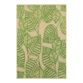 StyleHaven Corisco Botanical Leaves Rug
