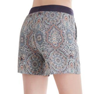 Women's INK+IVY Pajamas: Drawstring Shorts