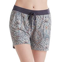 Women's INK+IVY Pajamas: Drawstring Shorts