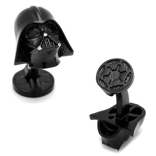 Star Wars 3D Darth Vader Cuff Links