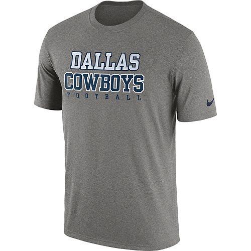 Men's Nike Dallas Cowboys Practice Legend Dri-FIT Tee