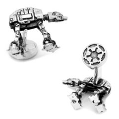 Star Wars 3D Imperial Walker Cuff Links
