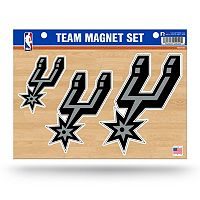 San Antonio Spurs Team Magnet Set