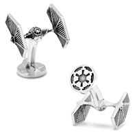 Star Wars TIE Fighter Cuff Links