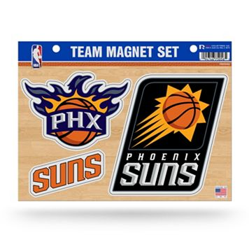 Phoenix Suns Team Magnet Set