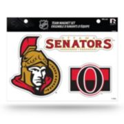 Ottawa Senators Team Magnet Set