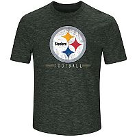 Men's Majestic Pittsburgh Steelers Hyper Stack Tee