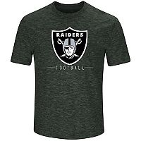 Men's Majestic Oakland Raiders Hyper Stack Tee