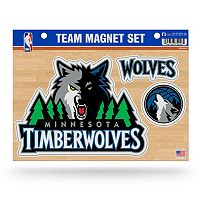 Minnesota Timberwolves Team Magnet Set
