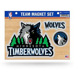 Minnesota Timberwolves Team Magnet Set