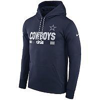 Men's Nike Dallas Cowboys Therma-FIT Hoodie