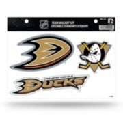 Anaheim Ducks Team Magnet Set