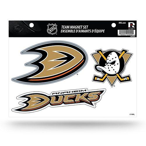 Anaheim Ducks Team Magnet Set