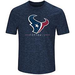 Men's Majestic Houston Texans Hyper Stack Tee