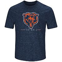 Men's Majestic Chicago Bears Hyper Stack Tee