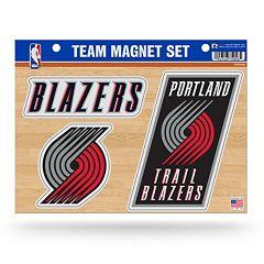 Portland Trail Blazers Team Magnet Set