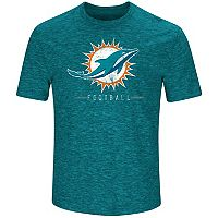 Men's Majestic Miami Dolphins Hyper Stack Tee