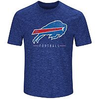 Men's Majestic Buffalo Bills Hyper Stack Tee