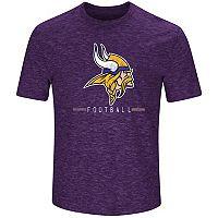 Men's Majestic Minnesota Vikings Hyper Stack Tee