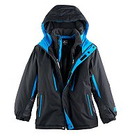 Boys 8-20 ZeroXposur Ranger Systems Jacket