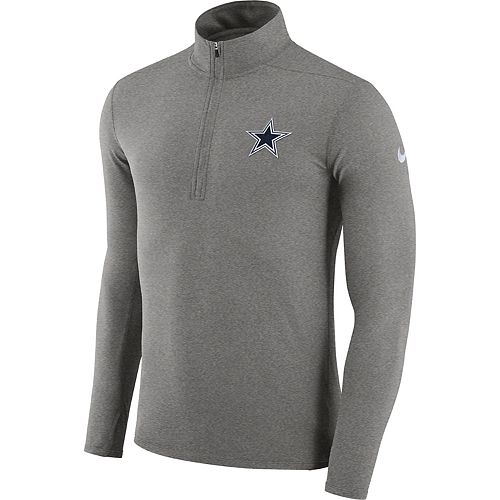 low priced 750cf c0b6c Men's Nike Dallas Cowboys Dri-FIT Element Pullover
