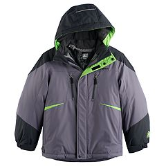 Boys 8-20 ZeroXposur Vector 3-in-1 Systems Jacket