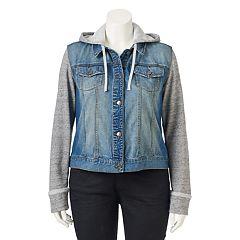 Womens Denim Jackets | Kohl's
