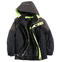 Boys 8-20 ZeroXposur Burst 3-in-1 Systems Jacket