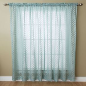 Miller Curtains Glenbrook Sheer Curtain