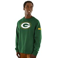 Men's Majestic Green Bay Packers Classic Crew Sweatshirt