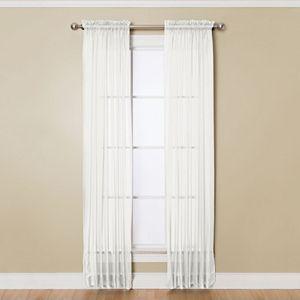Miller Curtains Solunar Sheer Curtain
