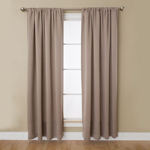 Miller Curtains Nella Energy Efficient Window Curtain