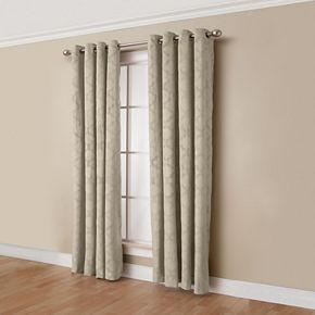 Miller Curtains 1-Panel Estate Energy Efficient Window Curtain