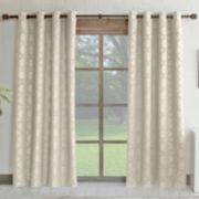 Miller Curtains 1-Panel Estate Energy Efficient Window Curtain