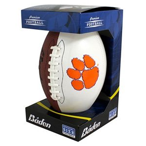 Baden Clemson Tigers Official Autograph Football